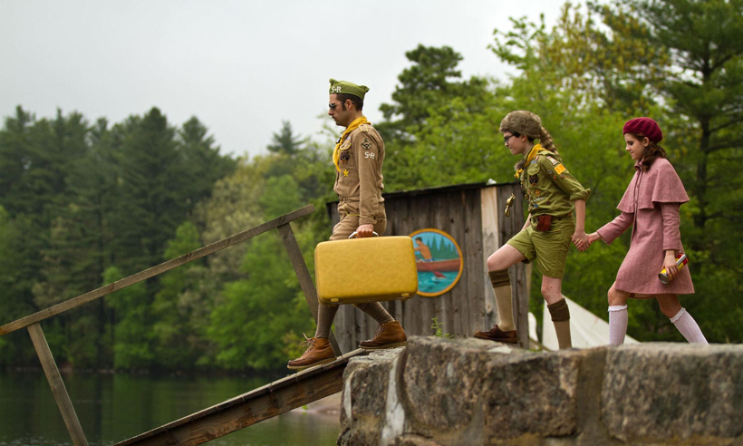 <p><strong>Moonrise Kingdom</strong><br>