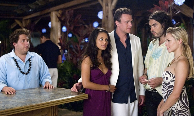 <p><strong>Forgetting Sarah Marshall</strong><br>