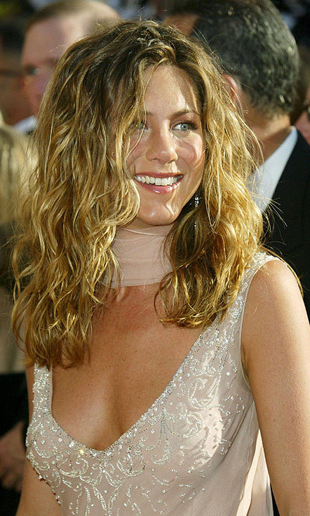At the Emmy Awards in September 2002