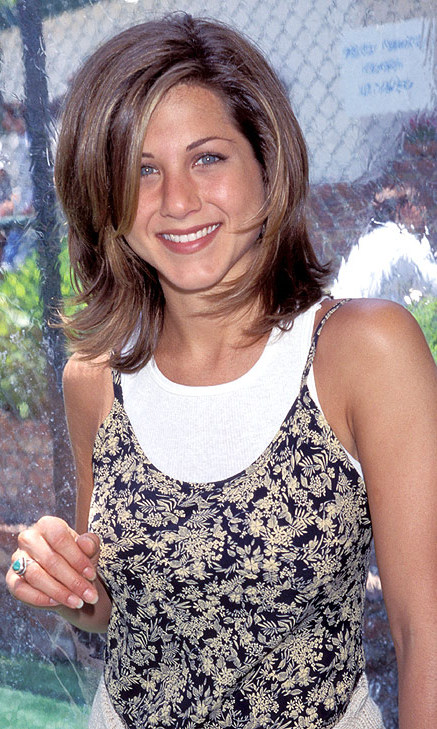 Attending a charity picnic in June 1995