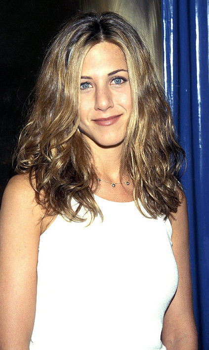 At the <em>Picture Perfect</em> premiere in July 1997