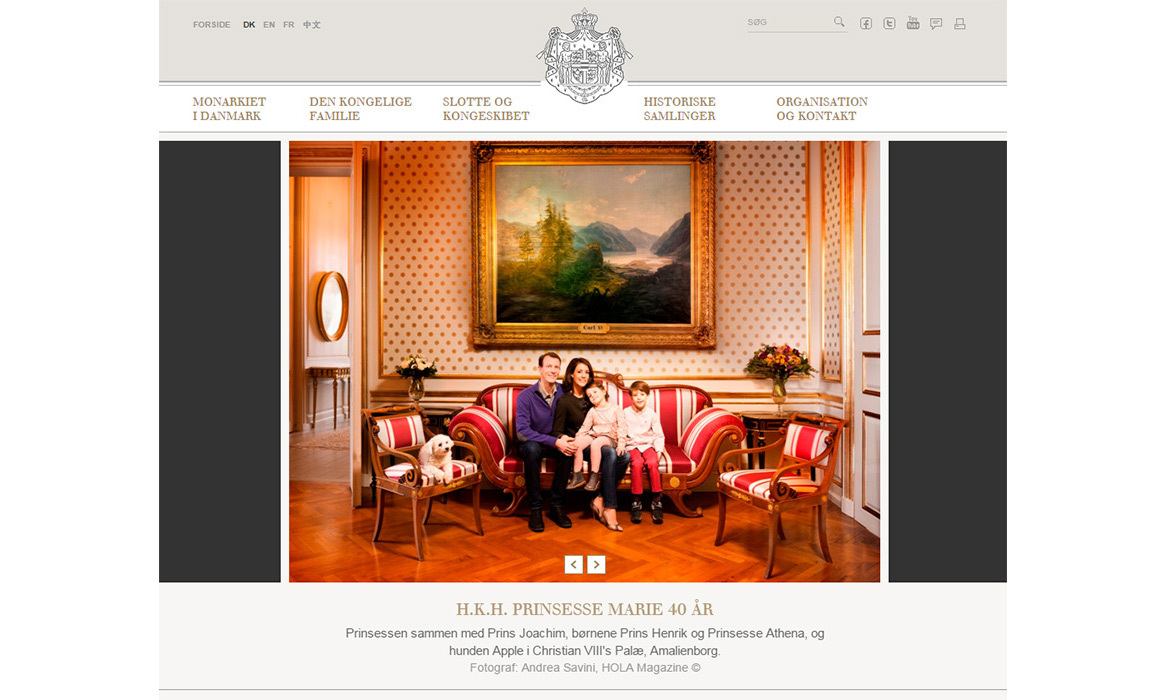 "Photo: &copy; <a href=""http://kongehuset.dk/"" target=""_blank"">The Danish Monarchy</a>"