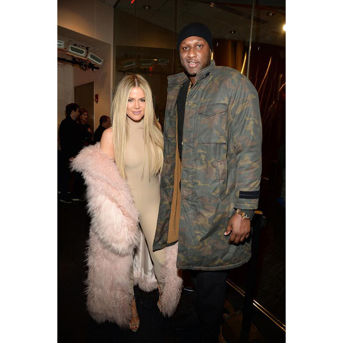 Khloe and Lamar sparked speculation they have rekindled their romance after attending the show together.