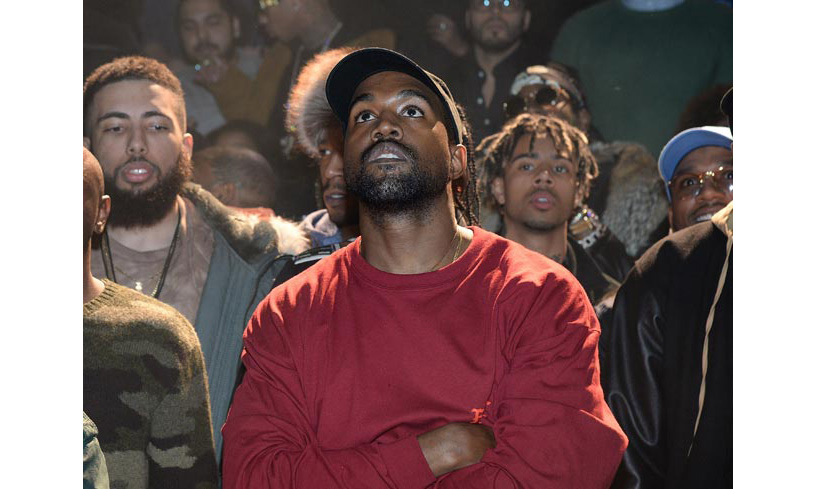 Kanye seemed delighted with how the evening played out.
