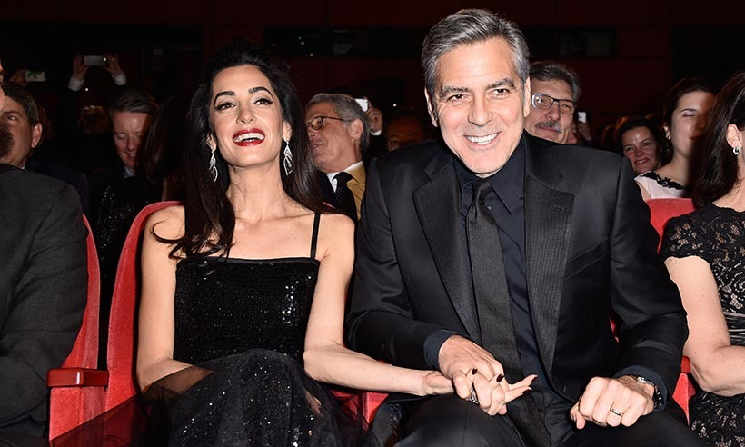 Hollywood's cutest couple George and Amal Clooney enjoyed a date night at the Berlin International Film Festival. The actor was on hand to premiere his film <i>Hail, Caesar!</i>