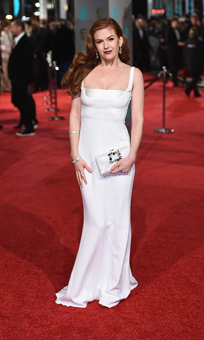 Isla Fisher in Stella McCartney.