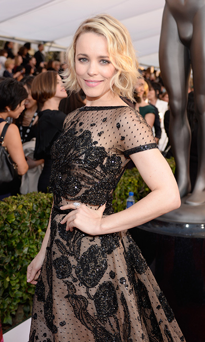Oscar nominee Rachel McAdams.