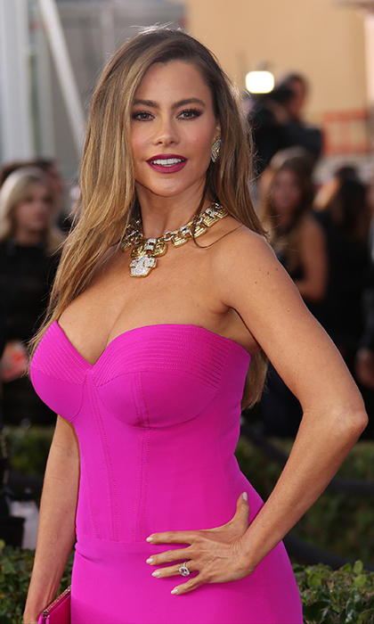 <i>Modern Family</i>'s Sofia Vergara. 