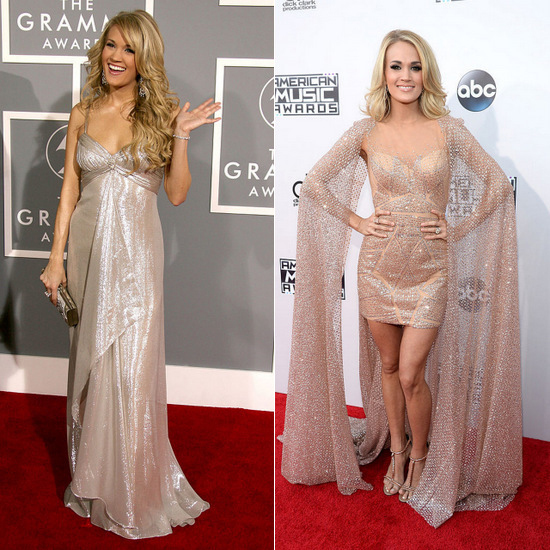 <p>Carrie Underwood, 2007</p>