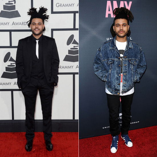 <p>The Weeknd, 2014</p>