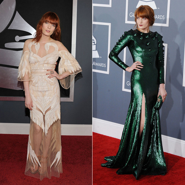 <p>Florence Welch, 2011</p>