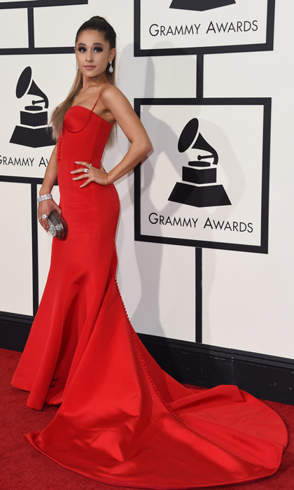Ariana Grande in Romona Keveza