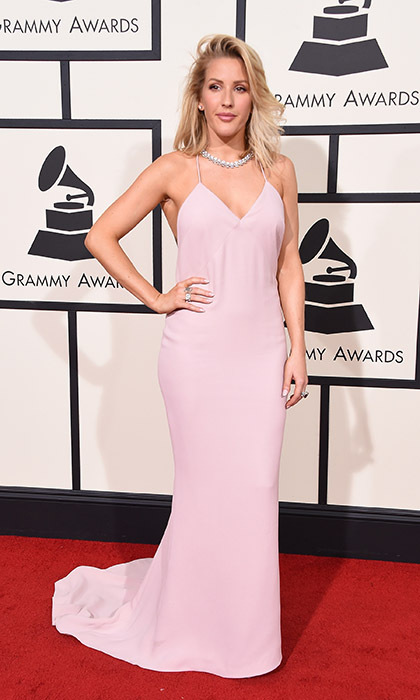 Ellie Goulding in Stella McCartney.