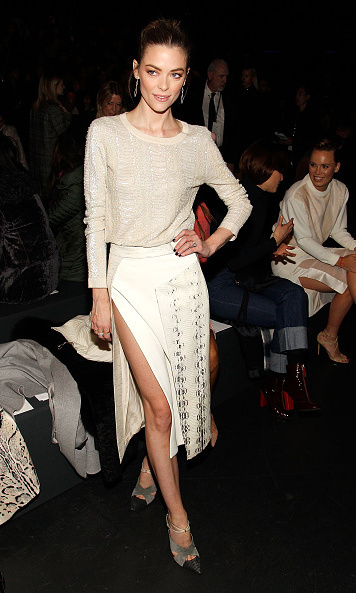 Jaime King at Prabal Gurung.
