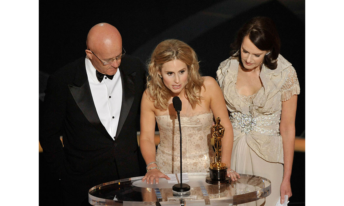 <strong>Heath Ledger's posthumous win</strong>