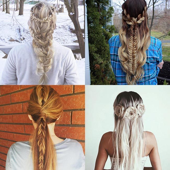 "<p>From waterfall to <a href=""http://www.flare.com/beauty/are-boxer-braids-the-hair-trend-of-2016/"" target=""_blank"">boxer</a>, braids are one of the biggest hair trends at the moment - and they're not going anywhere. Whether you're looking for a new daytime style or want to rock an elegant updo with a twist, we take a look at some of the prettiest braids on Instagram that you'll definitely want to copy&#133;</p>"