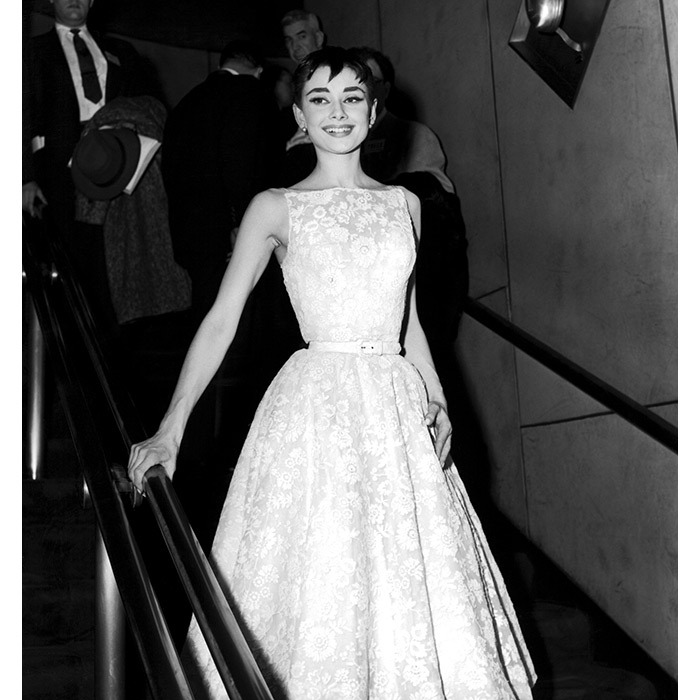 <strong>Audrey Hepburn</strong>