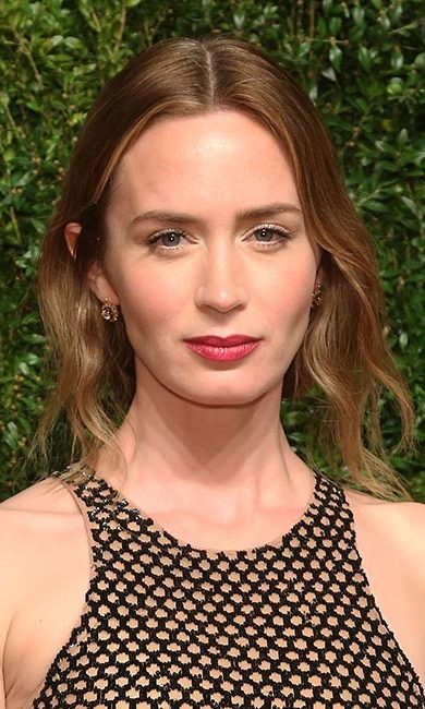 Emily Blunt S Most Gorgeous Beauty Looks Hello Canada