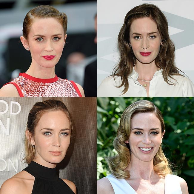 <p>From the moment she hit the big screen in <em>Devil Wears Prada</em>, Emily Blunt was catapulted to beauty icon status. From her effortlessly laidback chic looks to her glossy auburn tresses, she continues to give us major beauty envy both on and off the red carpet.</p>