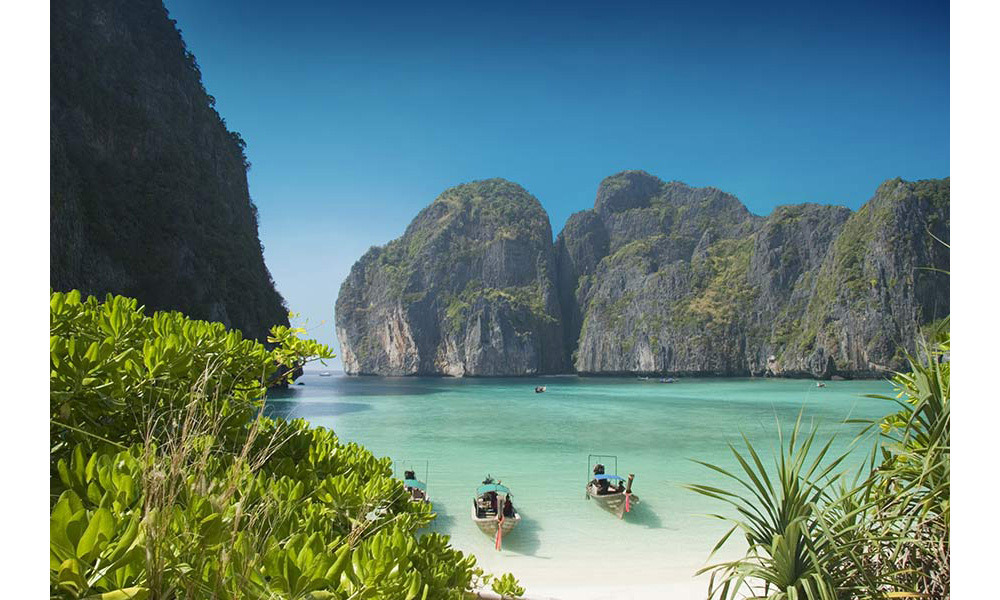 <p><strong>Koh Phi Phi, Thailand </strong><br>