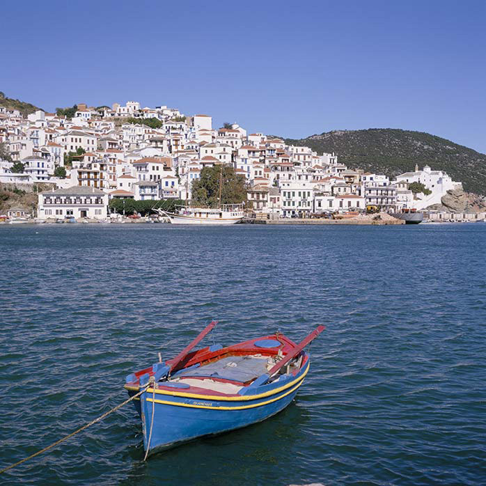 <p><strong>Skopelos, Greece</strong><br>