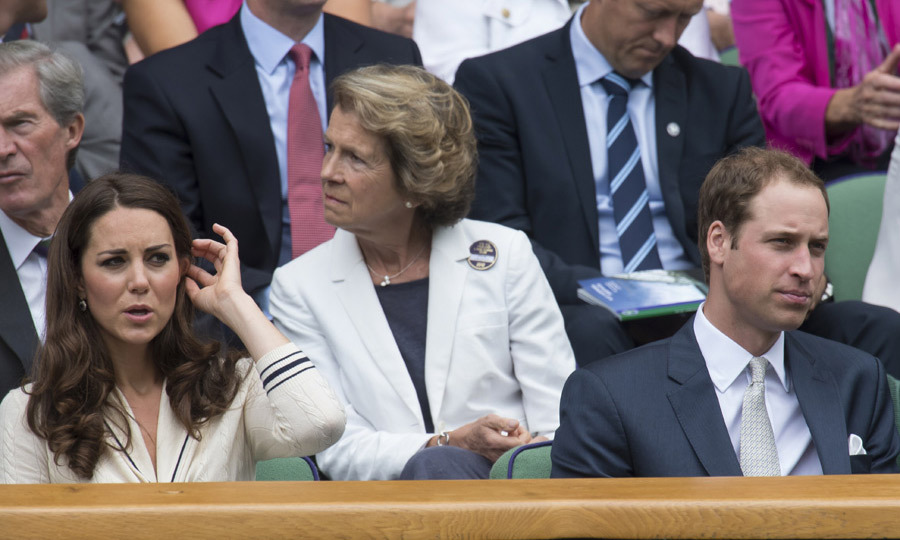 As avid tennis fans the Duke and Duchess of Cambridge are regularly spotted in the royal box at Wimbledon.