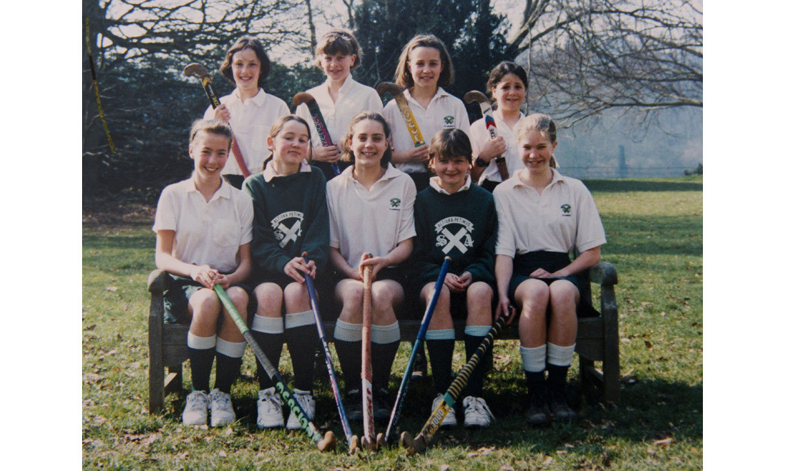 Prince William's wife cultivated a love of hockey during her years at Marlborough College.