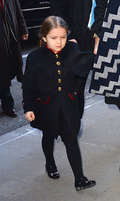 <h3>Harper Beckham</h3>