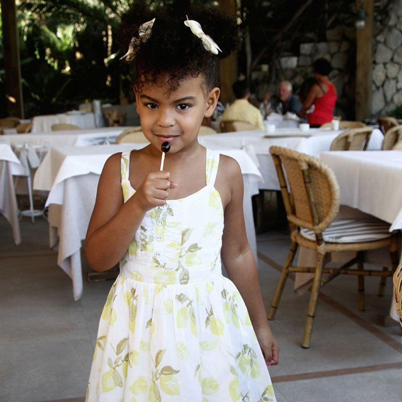 <h3>Blue Ivy Carter</h3>