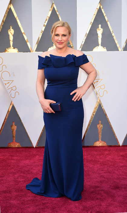 Patricia Arquette in Marina Rinaldi.