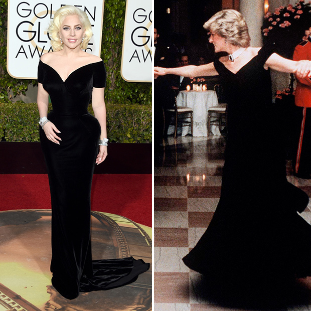 <h2>Lady Gaga and Princess Diana</h2>