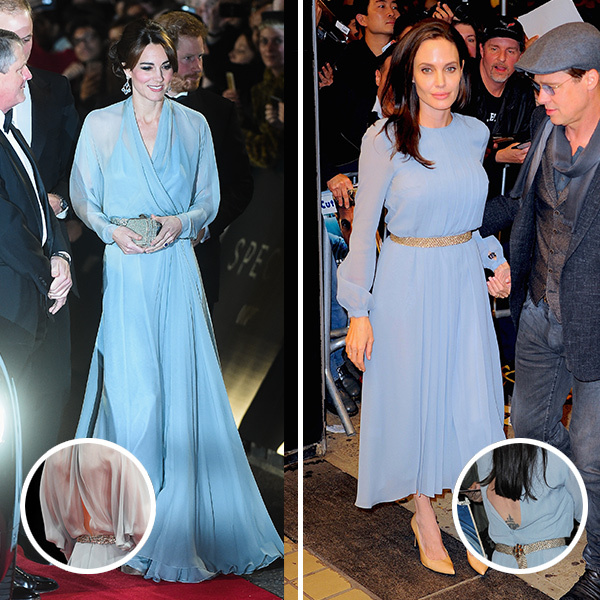 <h2>The Duchess of Cambridge and Angelina Jolie</h2>