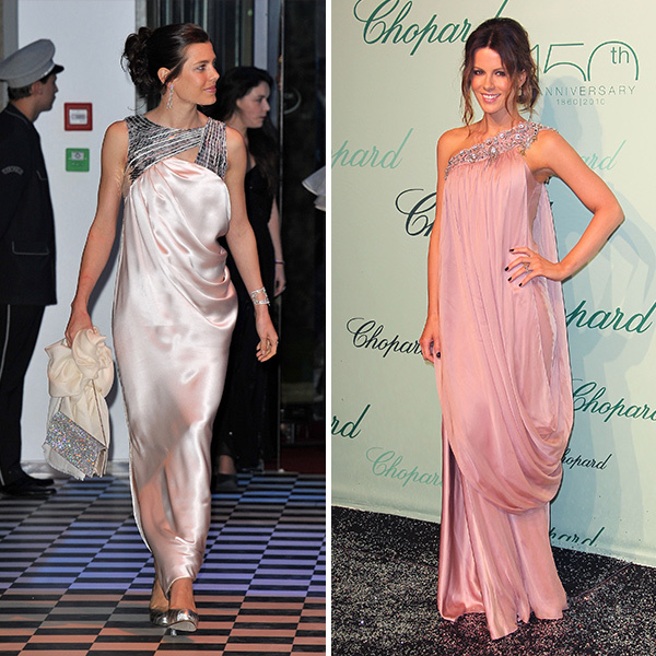 <h2>Charlotte Casiraghi and Kate Beckinsale</h2>