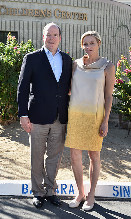 <strong>Prince Albert and Princess Charlene of Monaco</strong> - Age gap: 19 years