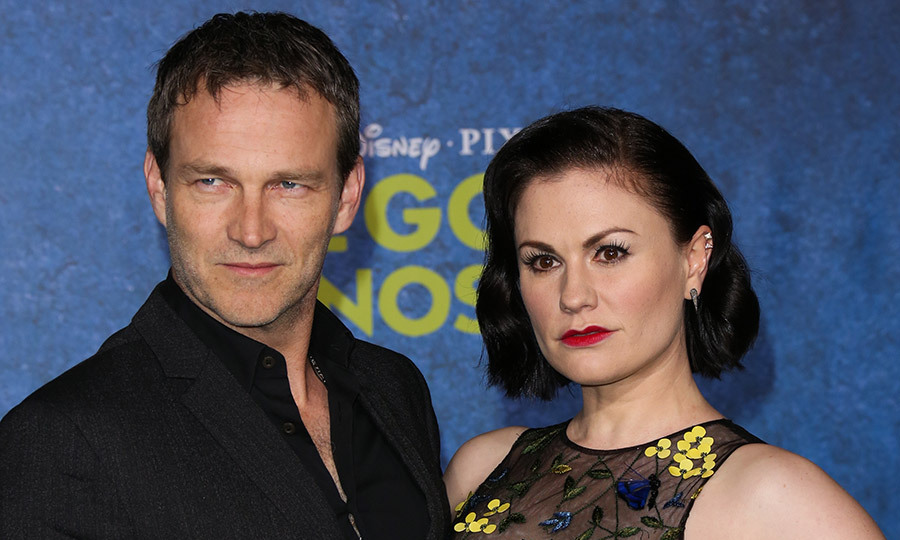 <strong>Anna Paquin and Stephen Moyer</strong> - Age gap: 13 years