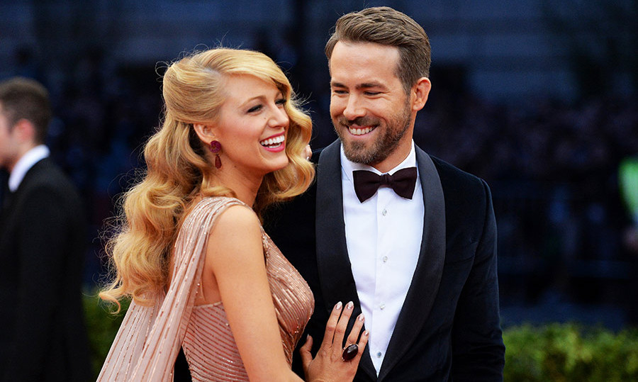 <strong>Ryan Reynolds and Blake Lively</strong> - Age gap: 11 years