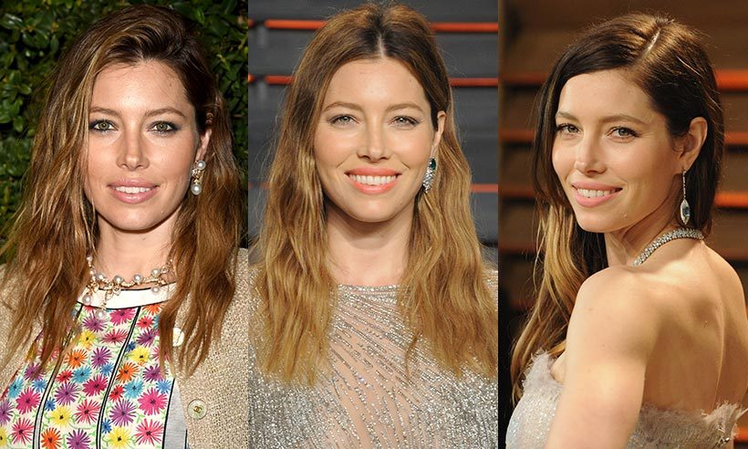 Jessica Biel may not step out as often as we'd like, but when she does the actress never fails to send us running to copy her gorgeous hair and makeup looks. From delicate coral lips to a shock of blue eyeliner, Justin Timberlake's wife plays with trends while staying true to her natural beauty. click through our gallery to see her best looks...