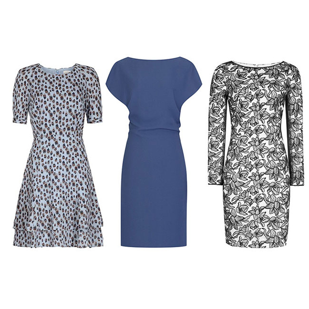 Known for championing high street brands, we expect Kate to mix up her designer looks.
