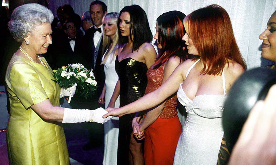 <strong>Geri Halliwell</strong>
