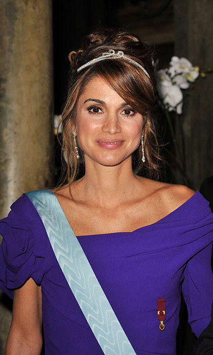<h2>QUEEN RANIA