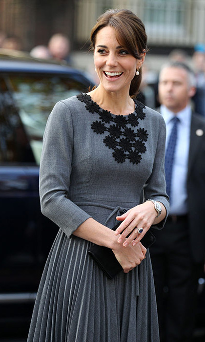 <h2>THE DUCHESS OF CAMBRIDGE