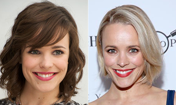 Rachel McAdams.