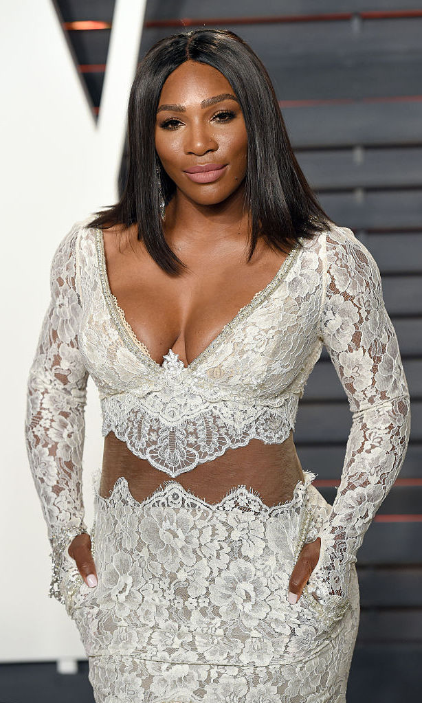 "<h2>Serena Williams</h2><p>""I know I get flack for my physique, and it has been a struggle to love my body, but now curves are in and I'm happier in myself,"" the tennis player told Britain's <em>The Times</em> magazine in 2016.