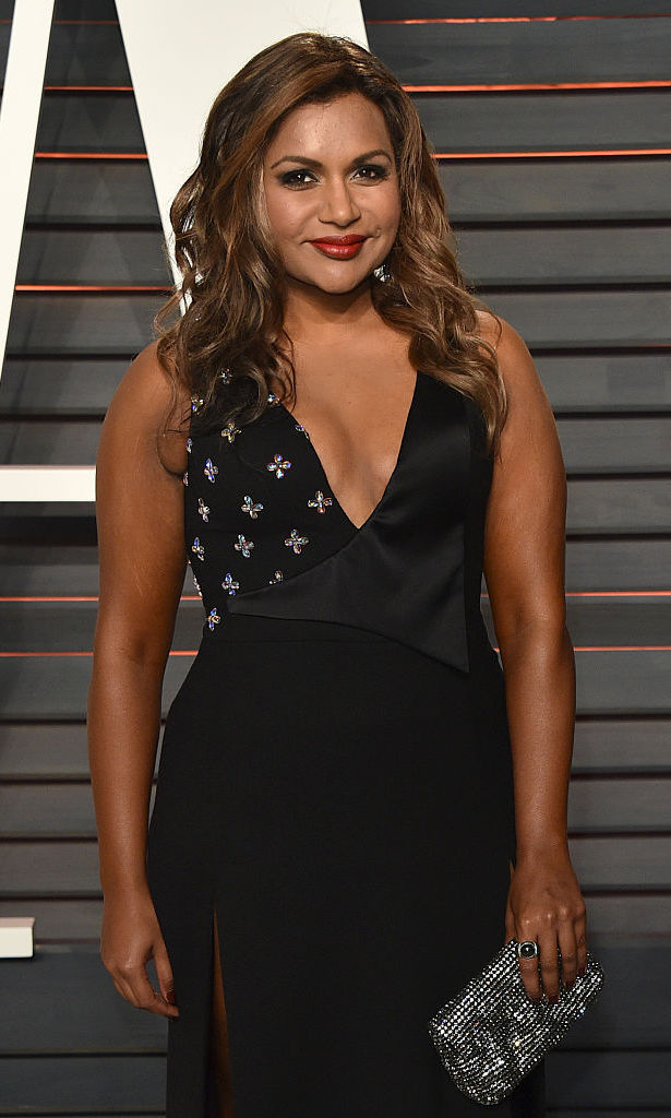 "<h2>Mindy Kaling</h2><p>""If I call myself a cute, chubby girl, the natural kind woman's response is, 'You're not chubby! You're beautiful! And thin!' And I always want to hug the person and say, 'It's OK, I identify as someone who is cute and chubby – that doesn't mean I'm not worthy of love and attention and intimacy,'"" the actress told <em>The Guardian</em> in 2015.