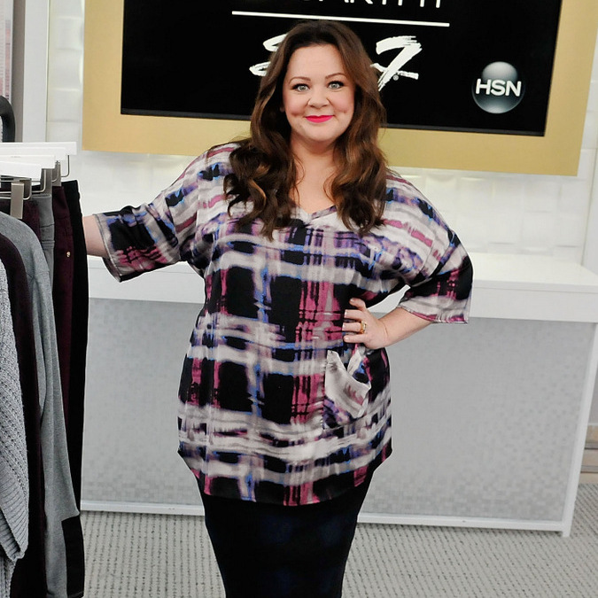 "<h2>Melissa McCarthy</h2><p>""There's an epidemic in our country of girls and women feeling bad about themselves based on what .5% of the human race looks like. It starts very young. My message is that as long as everybody's healthy, enjoy and embrace whatever body type you have,"" the <em>Ghostbusters</em> star told <em>Redbook</em> magazine in 2016.