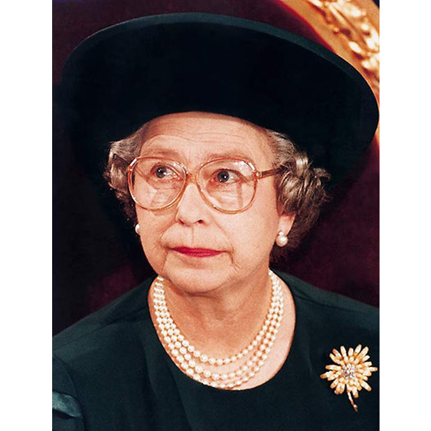 "<h2>Addressing her ""Annus Horribilis"" at Guildhall, Nov. 24 1992</h2>