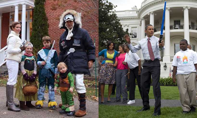 <h2>The force is with them</h2>