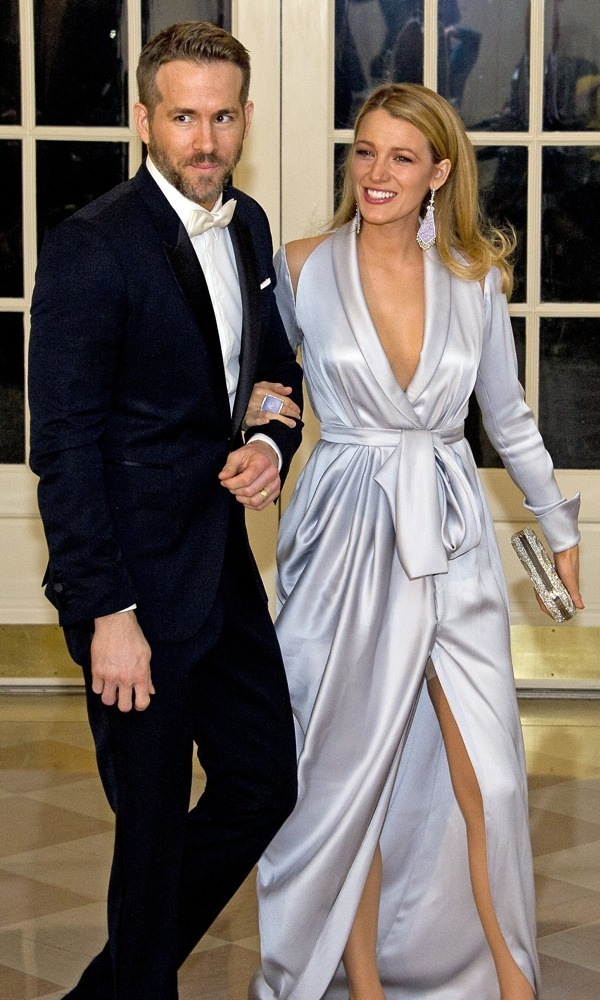 Justin Trudeau And Wife Sophie Joined By Ryan Reynolds And -8852