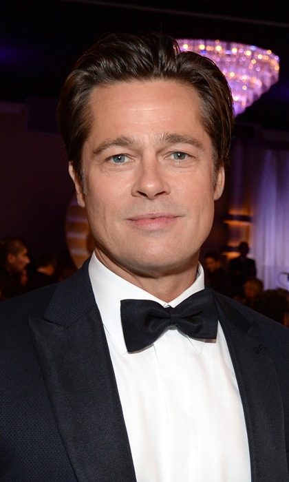 He was born William Bradley Pitt, but fans know this A-lister as Brad.