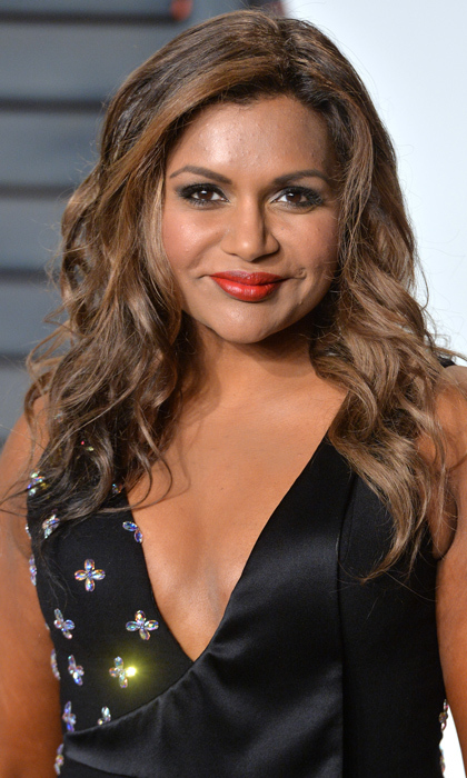 Vera Mindy Chokalingam is the hilarious writer and actress better known as Mindy Kaling.